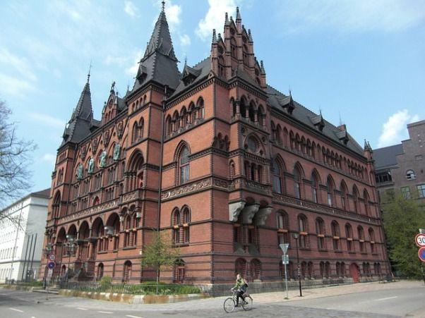 Edificio de la Liga Hanseática de Rostock