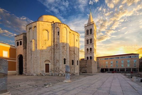 Vieja Iglesia de Zadar