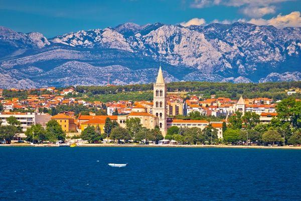 Vistas de Zadar
