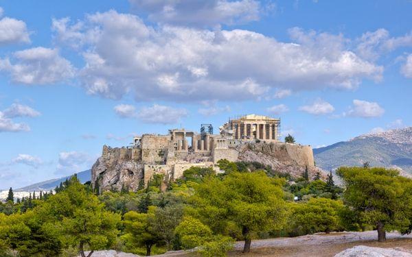 Atenas en un día - la Acrópolis