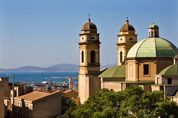 Iglesia de Santa Ana en Cagliari