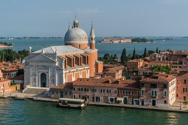 Islas de Venecia Italia