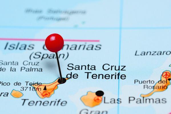 Crucero por las Islas Canarias