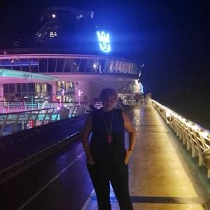 Raquel, Crucero México