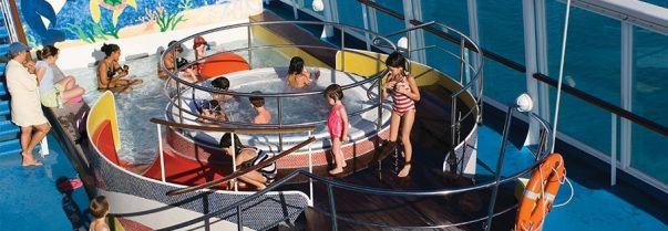 Norwegian Sun - piscina infantil