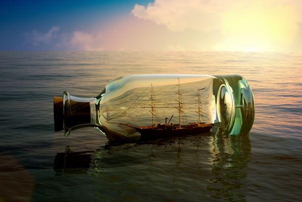 Por qué flotan los barcos de crucero