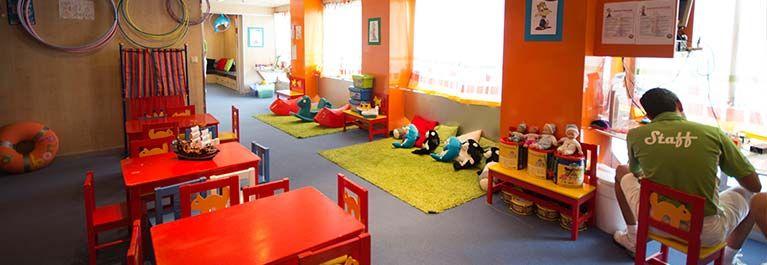 Club les enfants en Pullmantur Horizon