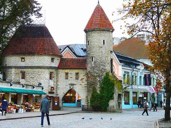 Ciudad Vieja de Tallinn