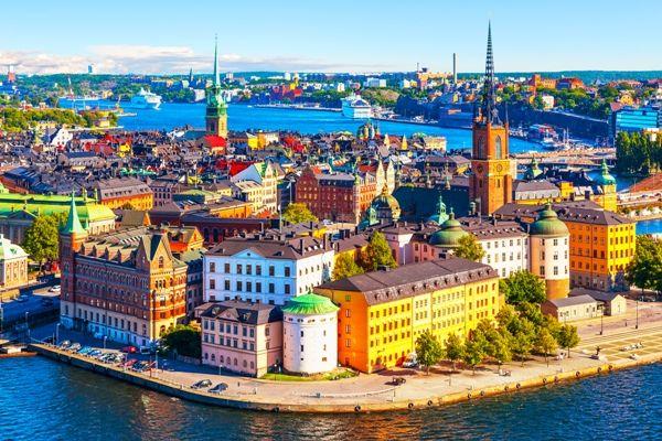Cruceros en Estocolmo