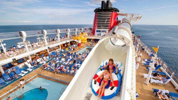 Cruceros de Disney Cruise Line, siempre mágicos