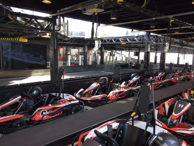 Pista de Karting Norwegian Bliss