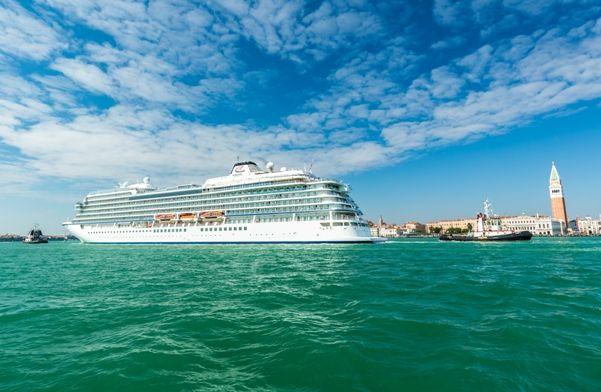 Crucero en Venecia