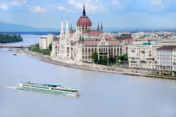 Crucero por el Danubio en BUdapest