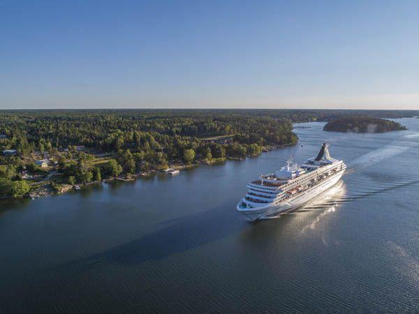Cruceros por el Baltico