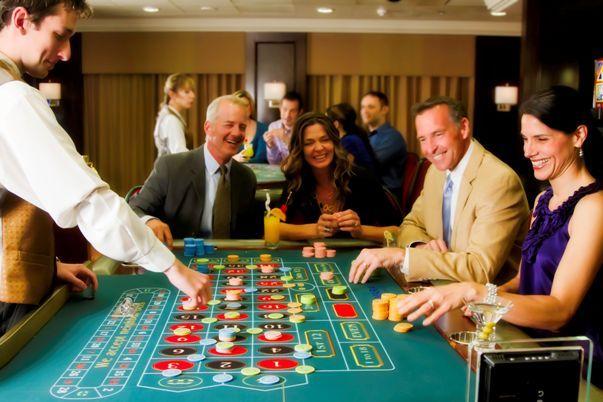 Casino en Azamara Cruise