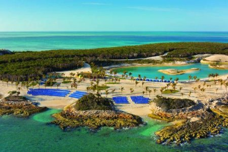 Isla Great Stirrup Cay de Norwegian Cruise Line