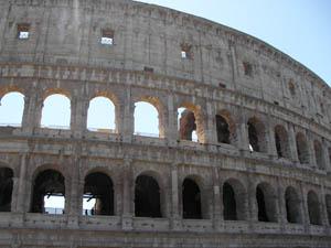 Crucero en Roma