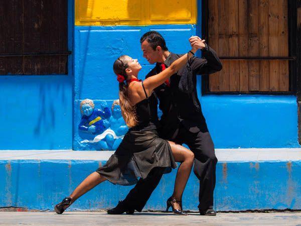 Tango en Buenos Aires Argentina