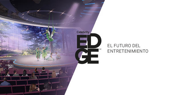 Celebrity Edge nuevos entretenimientos
