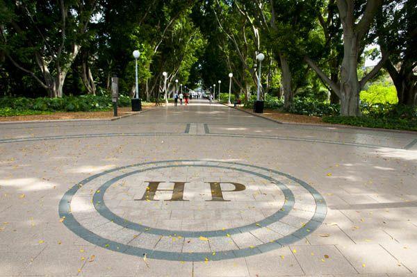 Hyde Park en Sidney