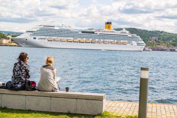 Viajar con Costa Cruceros
