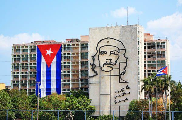 Che Guevara en La Habana