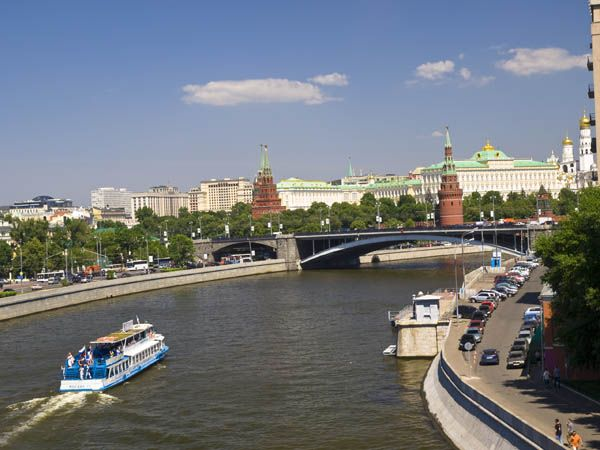 Crucero en Rusia