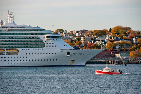 Barco Serenade of the Seas