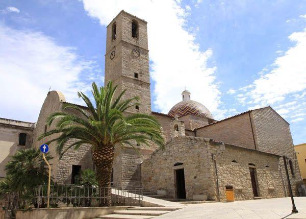 Iglesia de St Paul en Olbia