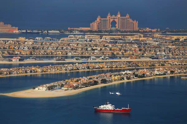 Vistas de Dubai