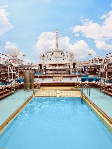 cubierta barco celestyal olympia