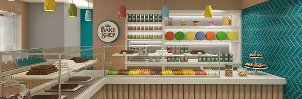 The Bake Shop  norwegian Encore.