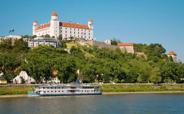 que ver en un crucero fluvial bratislava
