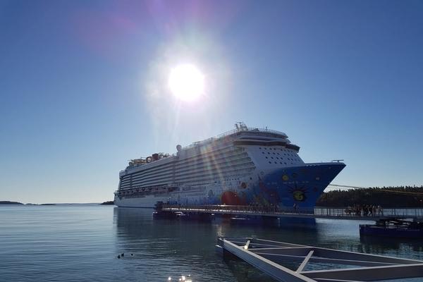 Crucero Mar Báltico en Norwegian Breakaway