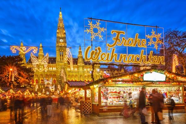 Mercados de Navidad cruceros fluviales