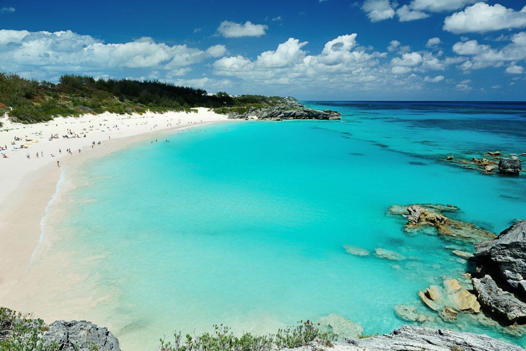 Bermudas crucero vuelta al mundo