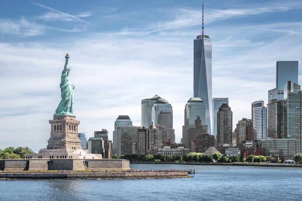 Nueva York crucero vuelta al mundo
