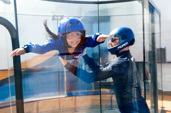 RipCord® by iFLY® Odyssey of the Seas