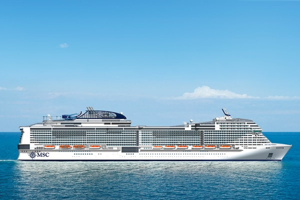 Crucero Mediterraneo MSC Grandiosa con Todo Incluido